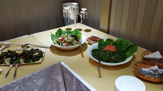 Phillip, Australia: Yummy Yalla Restaurant