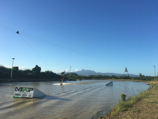 Martinique Wake Park