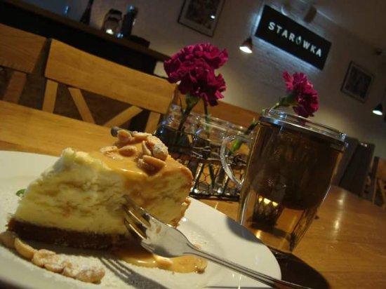 Brodnica, Pologne : Restauracja Starówka