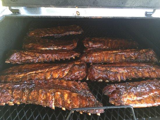 Greenwood, MS: Drake's BBQ!!