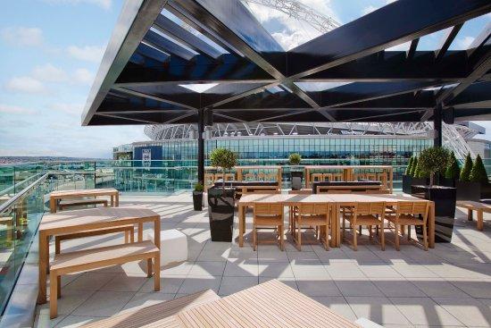 Sky Bar 9: SkyBar9 Outside Terrace