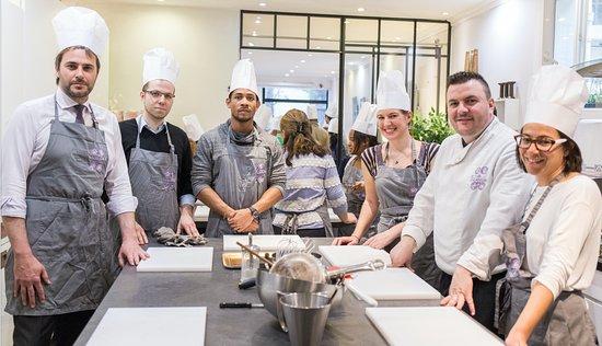 Cour des cr ateurs paris 2018 ce qu 39 il faut savoir - Cours de cuisine groupe paris ...