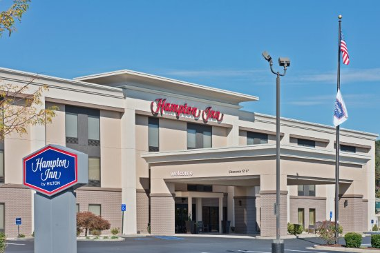 Hurricane, Δυτική Βιρτζίνια: Welcome to Hampton Inn Winfield/Teays Valley