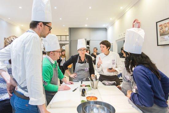 Teambuilding Animation Culinaire Cours De Cuisine Picture Of