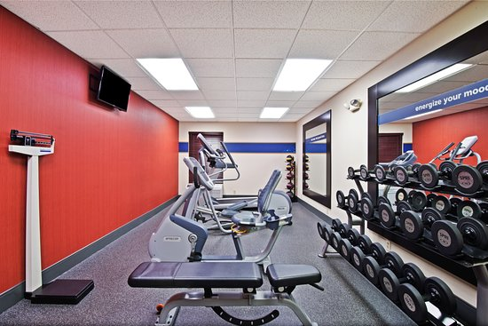 Hurricane, Δυτική Βιρτζίνια: Stay fit while you travel with our Fitness Room