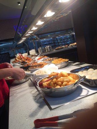 Restaurant enlai dans chambray les tours avec cuisine for Cuisine you chambray