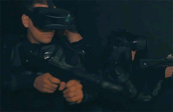 Parc de réalité virtuelle Terragamecenter