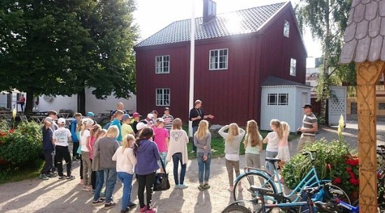 Kokkola, Finlandia: Guided tour