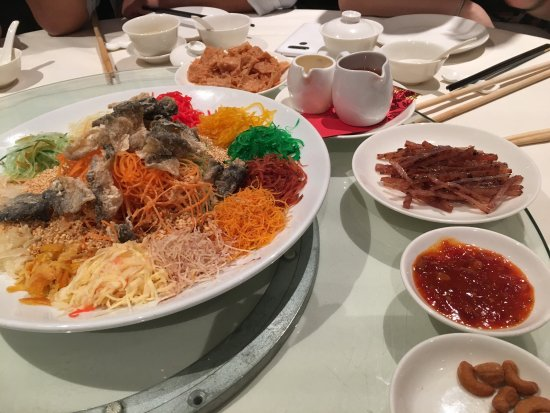 Picture of wan hao chinese restaurant for Asian cuisine singapore