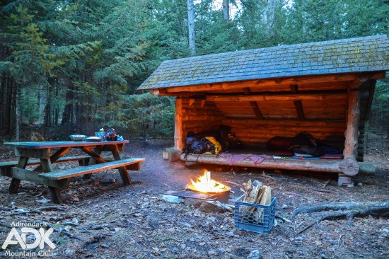Wilderness Campground at Heart Lake