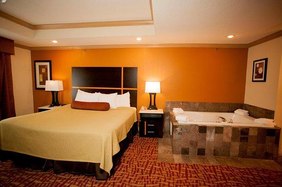 Best Western Aspen Hotel King Whirlpool