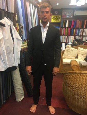 Bophut, Thailand: Boss Style Tailor