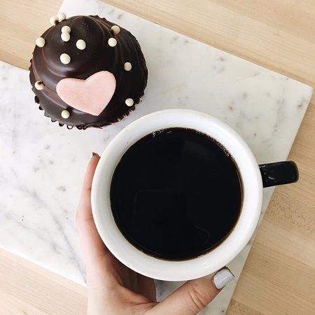 Lititz, Πενσυλβάνια: Coffee + Cupcakes