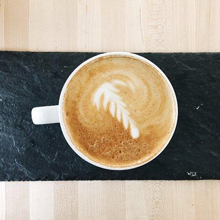 Lititz, Πενσυλβάνια: Cappuccino