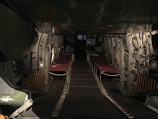Carolinas Aviation Museum Military Helicopter