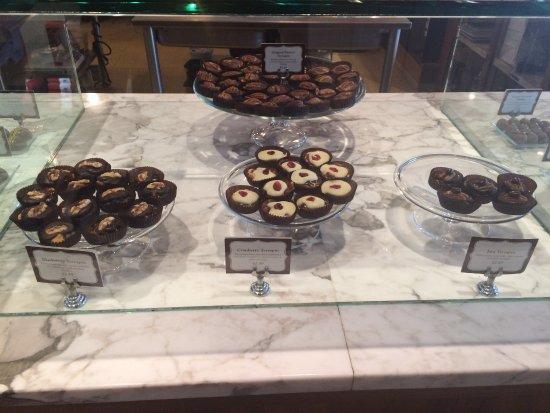Craverie Chocolatier Cafe: HEAVENLY TARREPINS