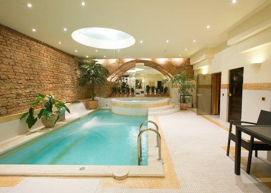 Narutis Hotel: SPA