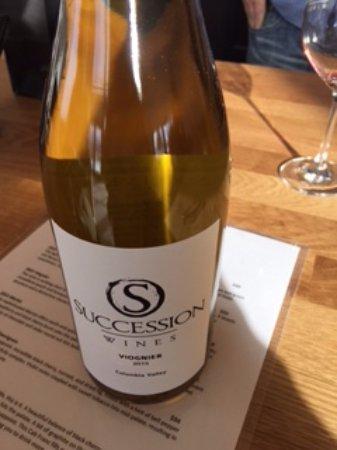 Manson, WA: Nice wine!!!