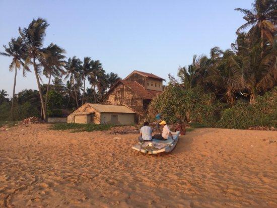 Puttalam, ศรีลังกา: Sea Bay Resort  Neighborhood