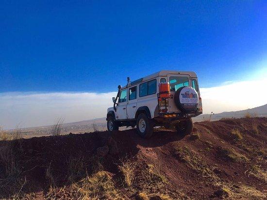 Merom Golan: על הגבעה עם tatankajeep