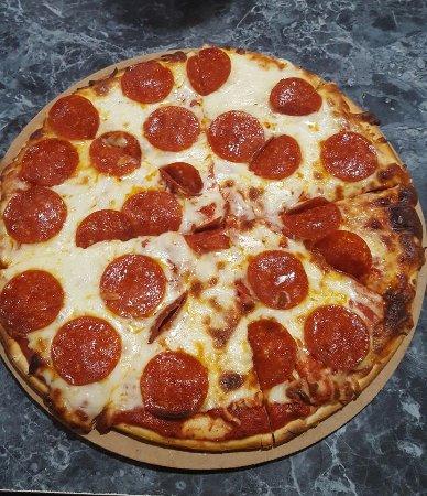 Princeton, IL: Pizza
