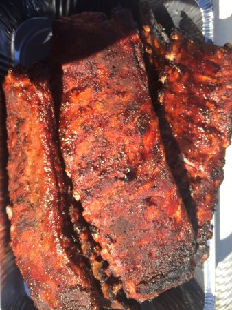 Greenwood, MS: Drake's BBQ