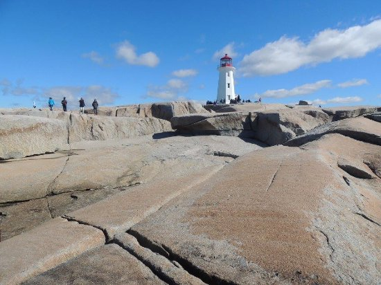 Peggy's Cove, Canada: Peggy's Point Lighthouse