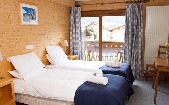 Hotel Les Dents Blanches, hôtels à Morzine