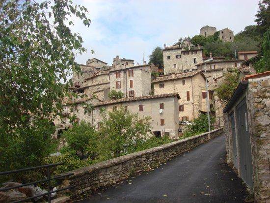 Spoleto, Italien: Ingresso del paese