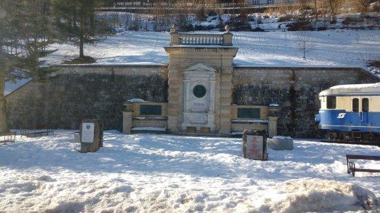 Semmering, Austria: Ghegadenkmal
