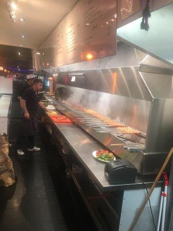 Ilford, UK: Eyva Turkish Grill & Meze Bar