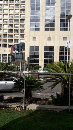 Vital Hotel: Hotel Vital, Tel-Aviv, Weitzman str, 12