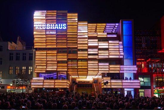 Klubhaus St.Pauli