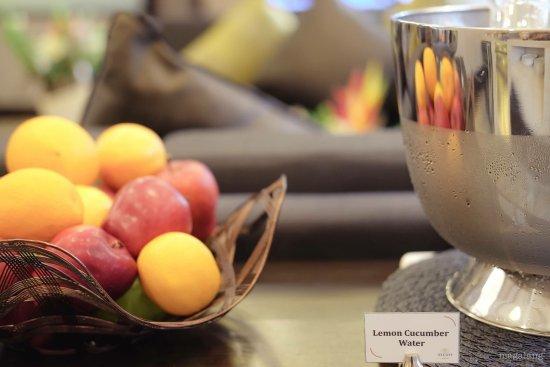 Ascott Makati: Ascott Elite Lounge