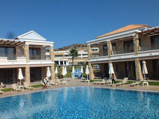 La Marquise Luxury Resort Complex: Lower level pool