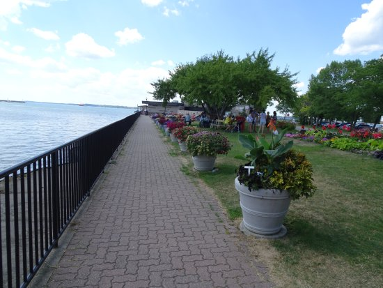 Buffalo Harbor Cruises: Buffalo Harbor Shoreline by Lake Erie Basin