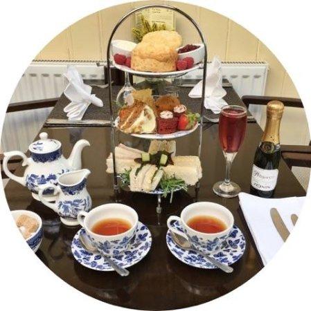 Birchington, UK: Afternoon Tea Available Tue-Fri 3pm-5pm
