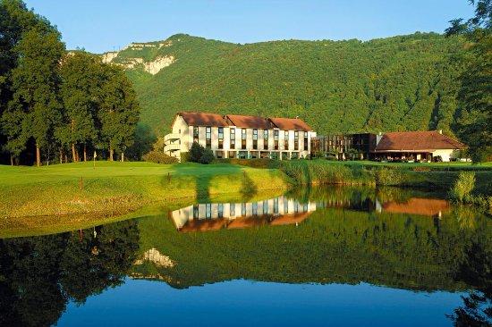 Golf Hotel Grenoble Charmeil Photo