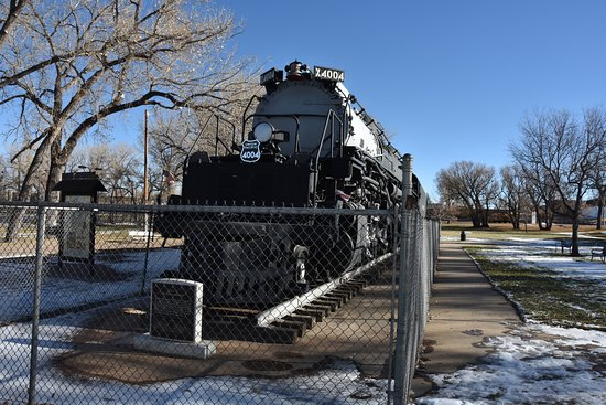 Big Boy Steam Engine: Big Boy