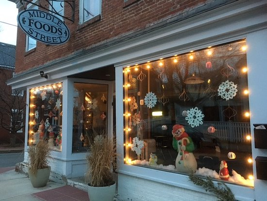 Middle Street Foods Newburyport