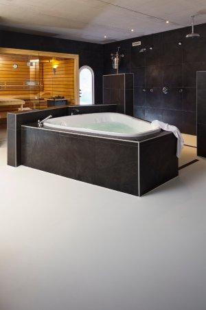 Kaprijke, Bélgica: Sauna-suite