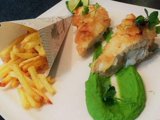 Ikki: Fish and Chips