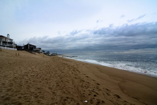 Plum Island, MA: Beach in the Winter, nice and quiet