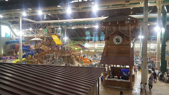 Indoor Water Park Picture Of Great Wolf Lodge Southern California Garden Grove Garden Grove