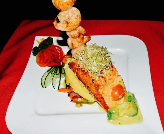 Restaurante Loma Linda: Especial de la noche.