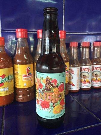 Tacos Baja Jr.: Beer
