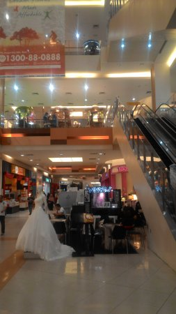 Johor Bahru District, Malasia: Inside the mall