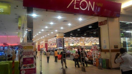 Johor Bahru District, Malaysia: Supermarket