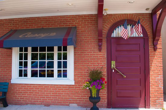 Newtown Square, Pensylwania: Front Door