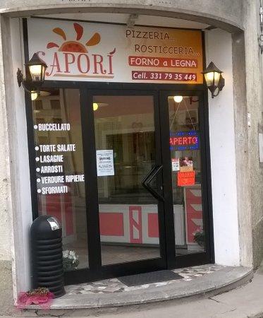 Ghivizzano, Italy: Saporì